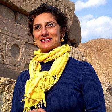 Salima Ikram, American University in Cairo